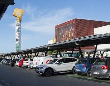 volautomatisch parkeersysteem